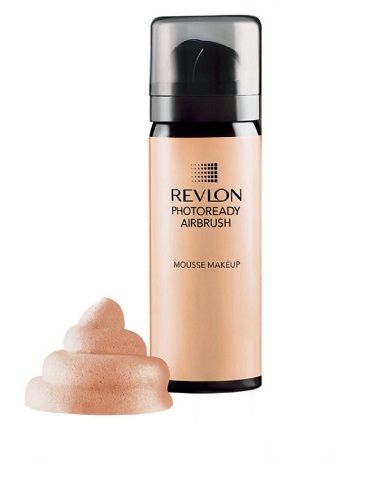 Buy Revlon Photo Ready Air Brush Mousse Make Up Nude 40 g-Purplle
