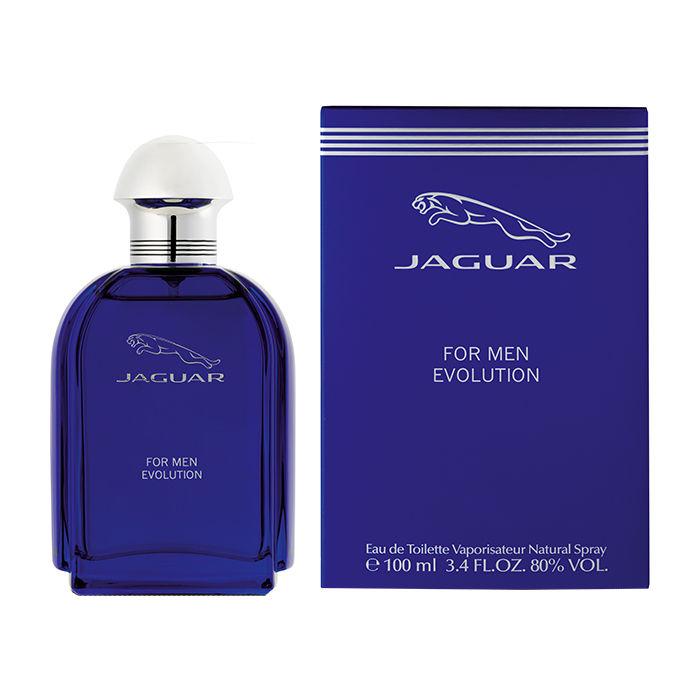 Buy Jaguar Evolution for Men EDT (100 ml)-Purplle