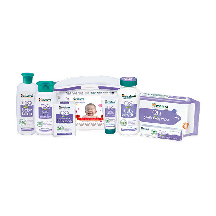 Buy Himalaya Baby Care Basket-Purplle