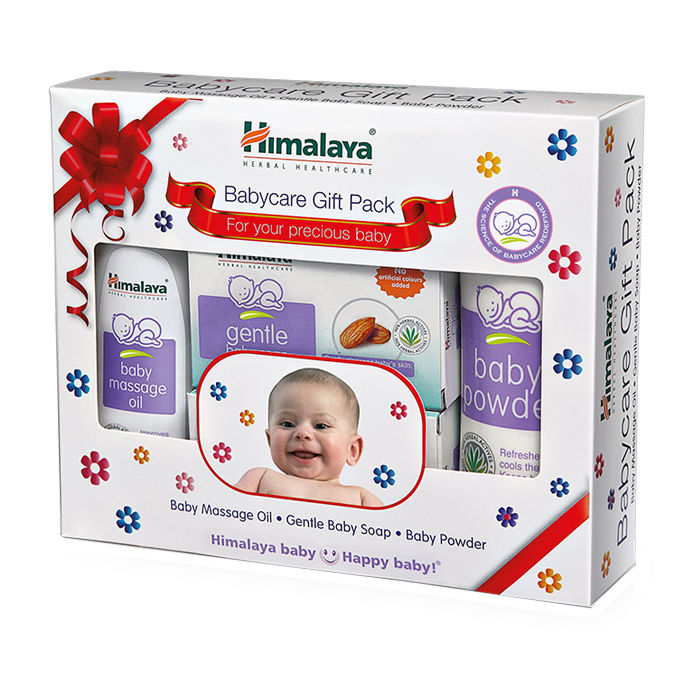Buy Himalaya Baby Care Gift Jar-Purplle