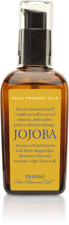 Buy Nyassa Jojoba Oil (100 ml)-Purplle