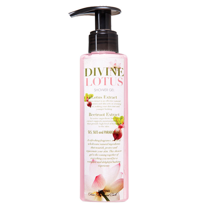 Buy Nyassa Divine Lotus Shower Gel (145 ml)-Purplle