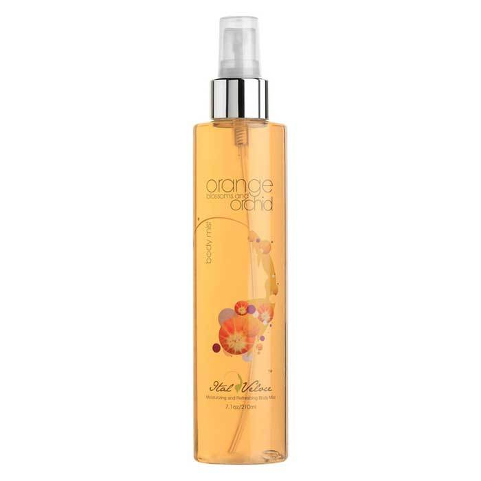 Buy Ital Veloce Orange Blossoms and Orchid Body Mist (210 ml)-Purplle