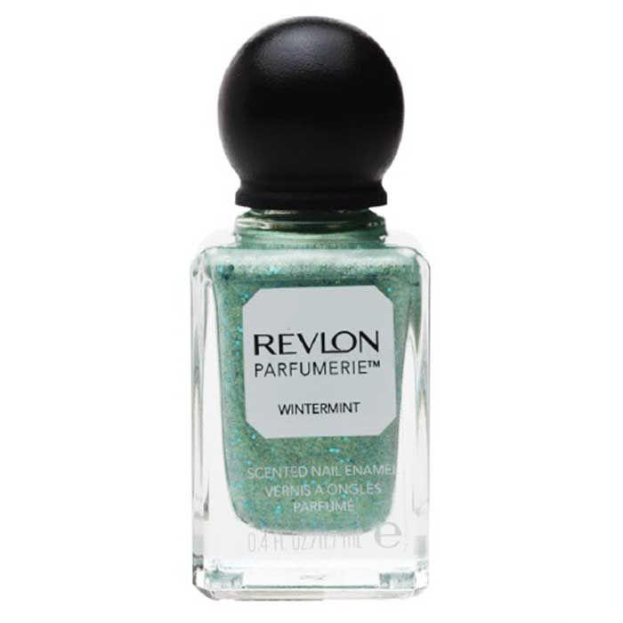 Buy Revlon Parfumerie Scented Nail Enamel Wintermint 11.7 ml-Purplle
