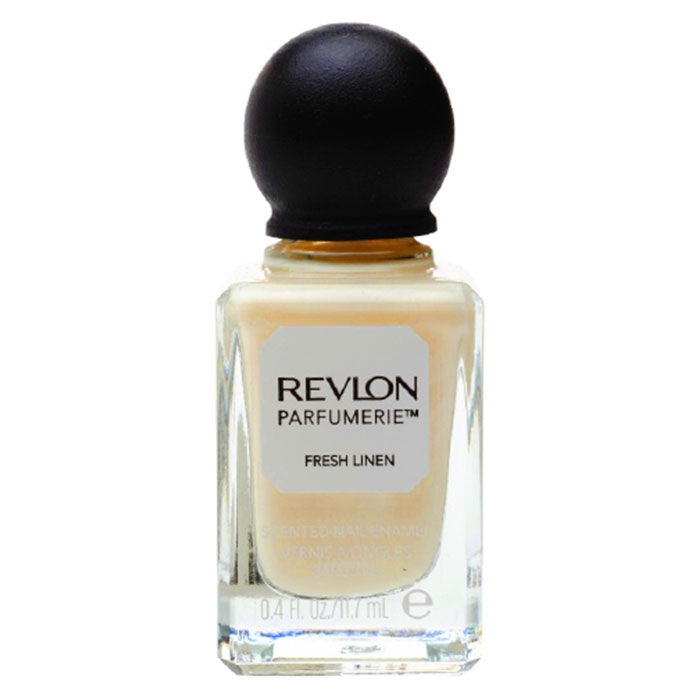 Buy Revlon Parfumerie Scented Nail Enamel Fresh Linen 11.7 ml-Purplle