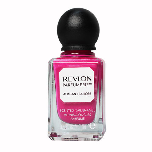 Buy Revlon Parfumerie Scented Nail Enamel African Tea Rose 11.7 ml-Purplle