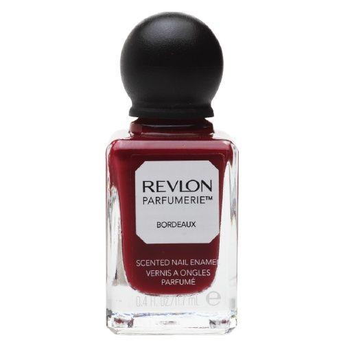 Buy Revlon Parfumerie Scented Nail Enamel Bordeaux 11.7 ml-Purplle