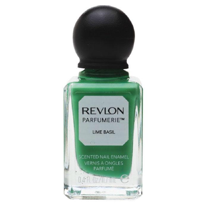Buy Revlon Parfumerie Scented Nail Enamel Lime Basil 11.7 ml-Purplle