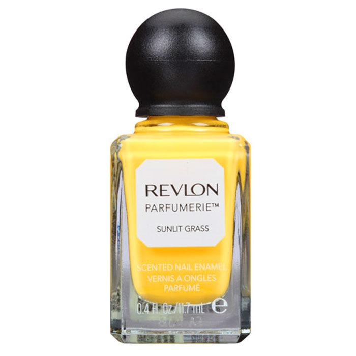 Buy Revlon Parfumerie Scented Nail Enamel Sunlit Grass 11.7 ml-Purplle