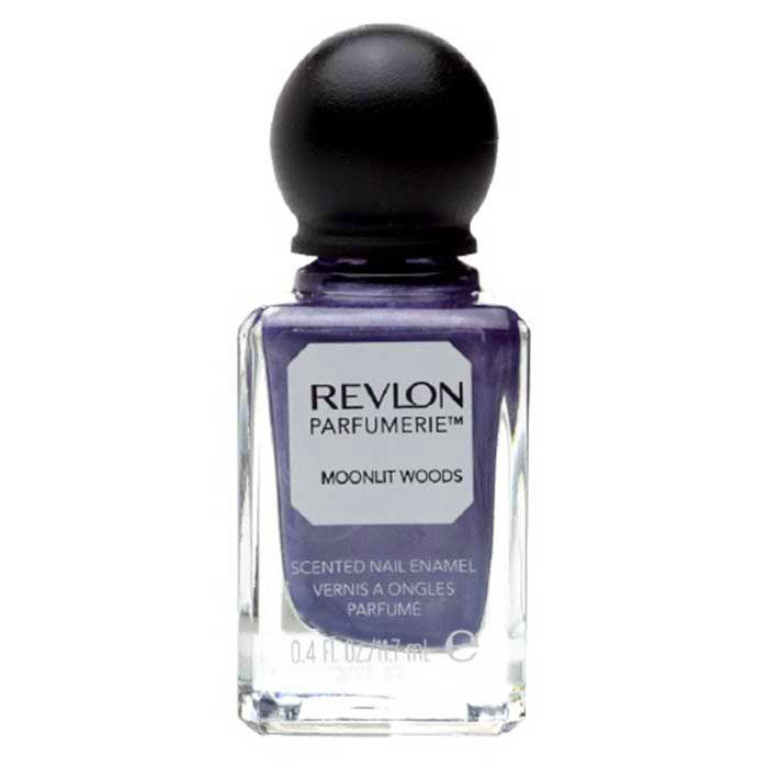 Buy Revlon Parfumerie Scented Nail Enamel Moonlit Woods 11.7 ml-Purplle