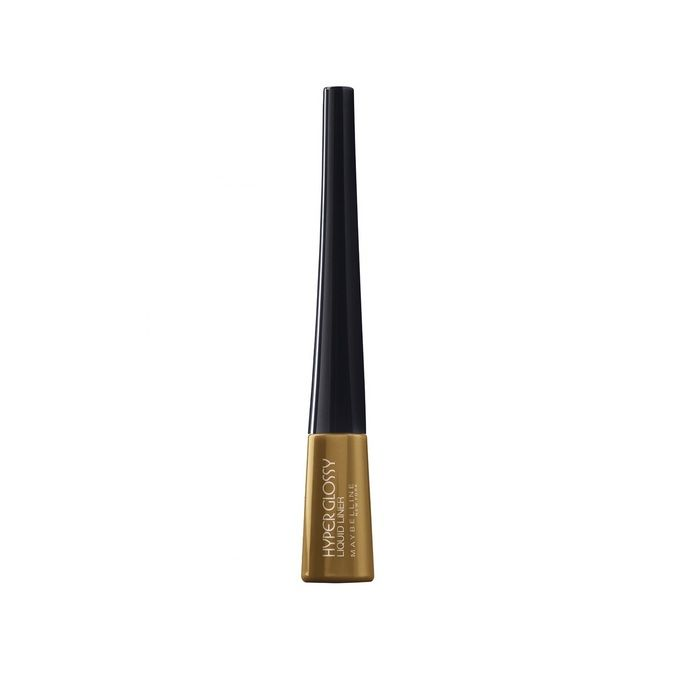 Buy Maybelline New York Hyper Glossy Eyeliner - Gold-Iation-Purplle