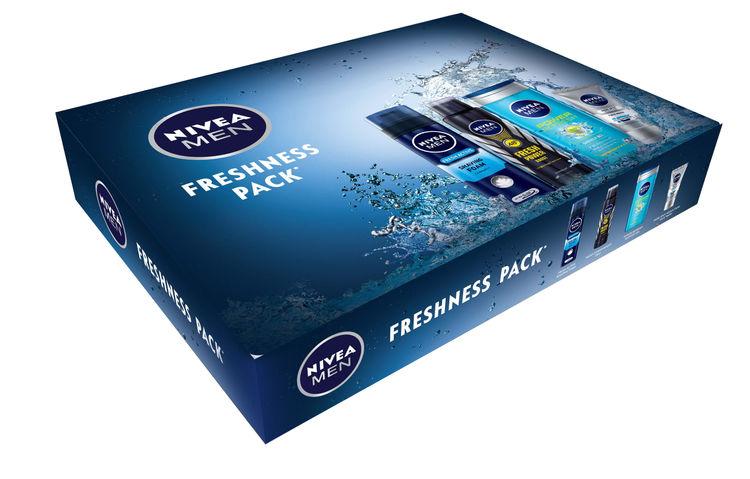Buy Nivea Men Freshness Pack-Purplle