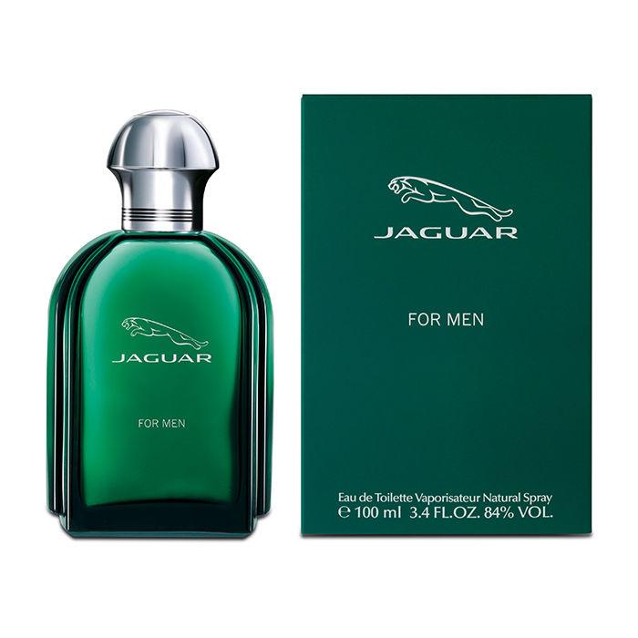 Buy Jaguar Green Eau De Toilette for Men (100 ml)-Purplle
