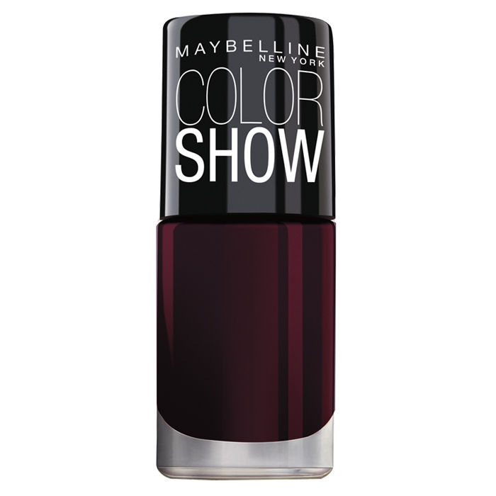 Buy Maybelline New York Color Show Bright Sparks Nail Polish Molten ...