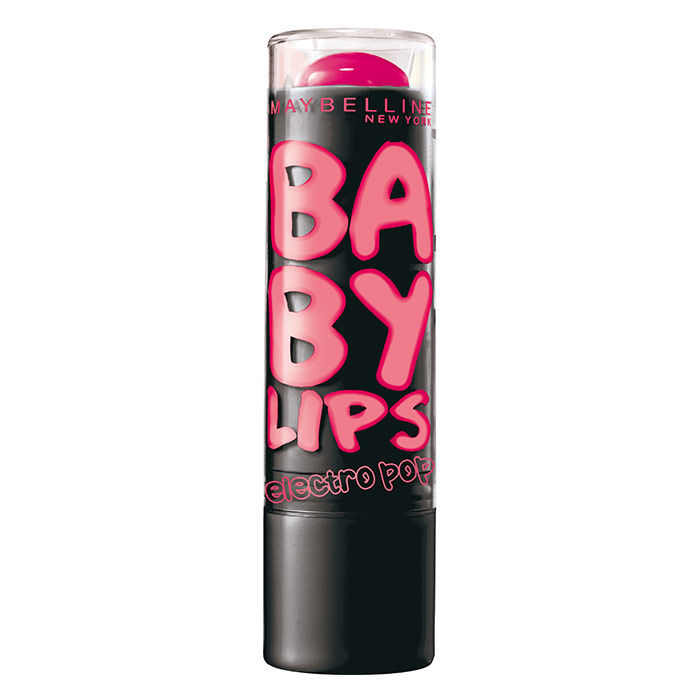 Buy Maybelline New York Baby Lips Electro Pop Pink Shock (3.5 g)-Purplle