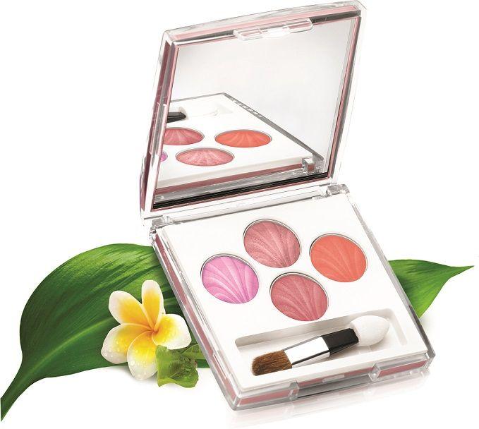 Buy Lotus Make Up Eco Stay Long Lasting Eye Shadow Rainbow Passion 24 (8 g)-Purplle