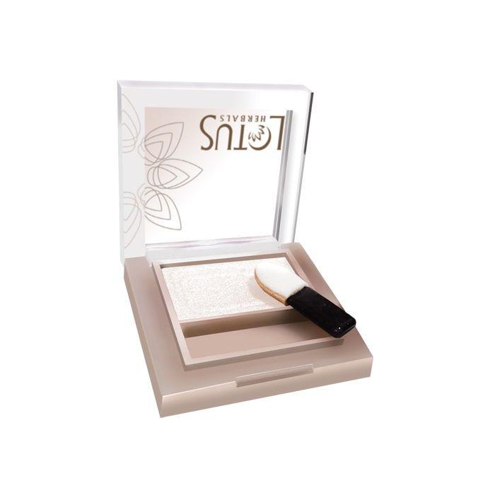 Buy Lotus Herbals Pure Radiance Eye Shadow Moon Light (1.6 g)-Purplle
