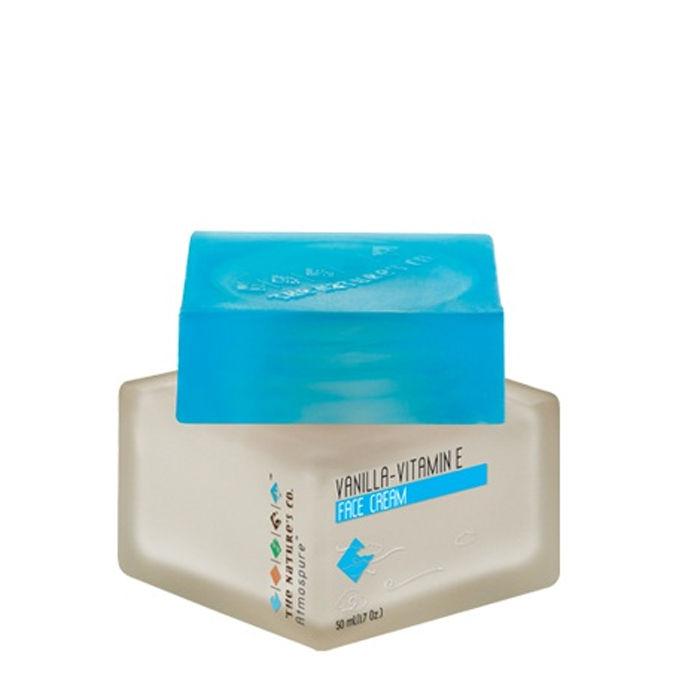 Buy The Natures Co. Vanilla Vitamin-E Face Cream (50 ml)-Purplle