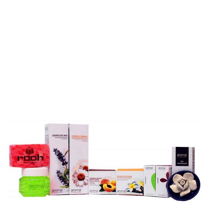 Buy Aroma Treasures Indulgence Kit-Purplle
