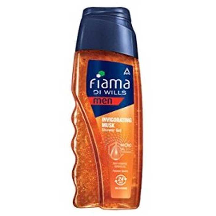 Buy Fiama Di Wills Men Invigorating Musk Shower Gel (250 ml)-Purplle