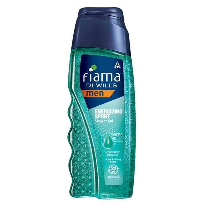 Buy Fiama Di Wills Men Energizing Sport Shower Gel (250 ml)-Purplle
