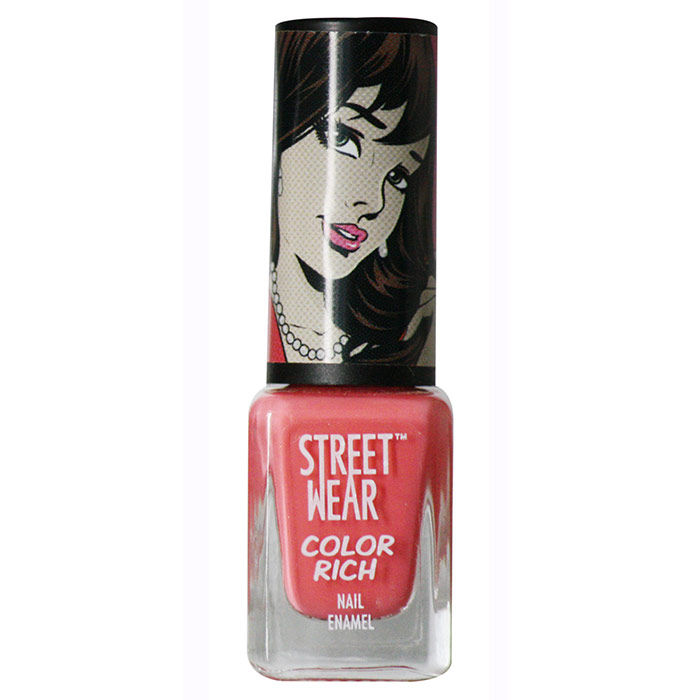 Buy Streetwear Color Rich Nail Enamel - In Your Dream 43 (5 ml)-Purplle