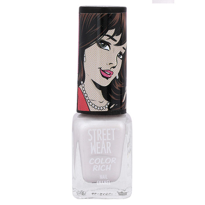 Buy Streetwear Color Rich Nail Enamel - Pure Passion 50 (5 ml)-Purplle