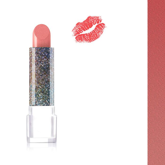 Buy Fran Wilson Moodpearl Lipstick Vivacious- Orange-Purplle