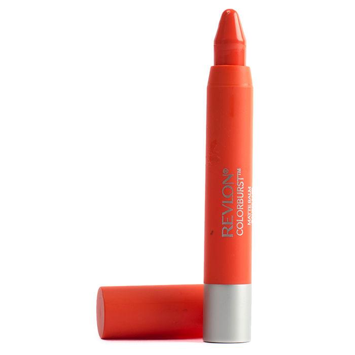 Buy Revlon ColorBurst Matte Balm Audacious 245 2.7 g-Purplle