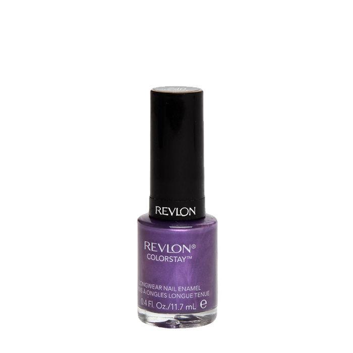 Buy Revlon ColorStay Long Wear Nail Enamel Amethyst 240 11.7 ml-Purplle