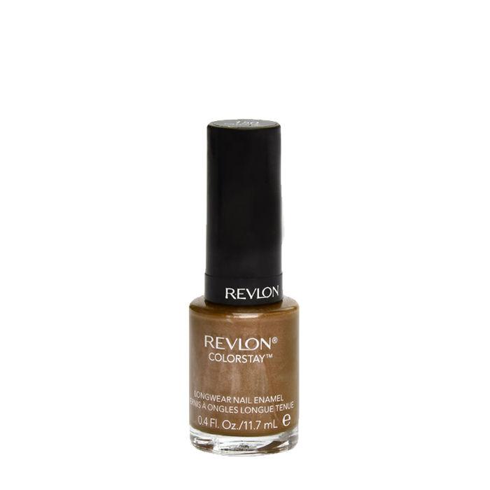 Buy Revlon ColorStay Long Wear Nail Enamel Fall Mood 140 11.7 ml-Purplle