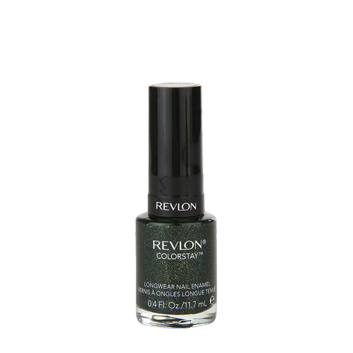 Buy Revlon ColorStay Long Wear Nail Enamel Rain Forest 220 11.7 ml-Purplle