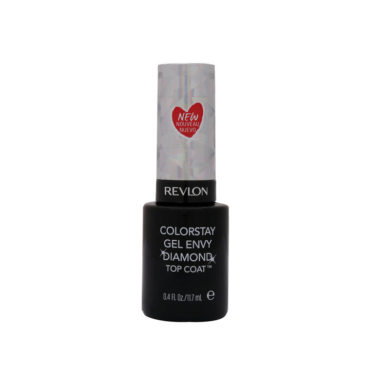 Buy Revlon Colorstay Gel Envy Diamond Top Coat 010 11.7 ml-Purplle