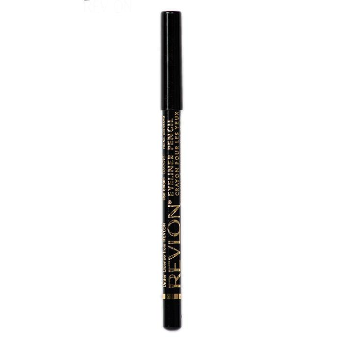 Buy Revlon Kohl Kajal Eye Liner Pencil - Black 1.14 g-Purplle