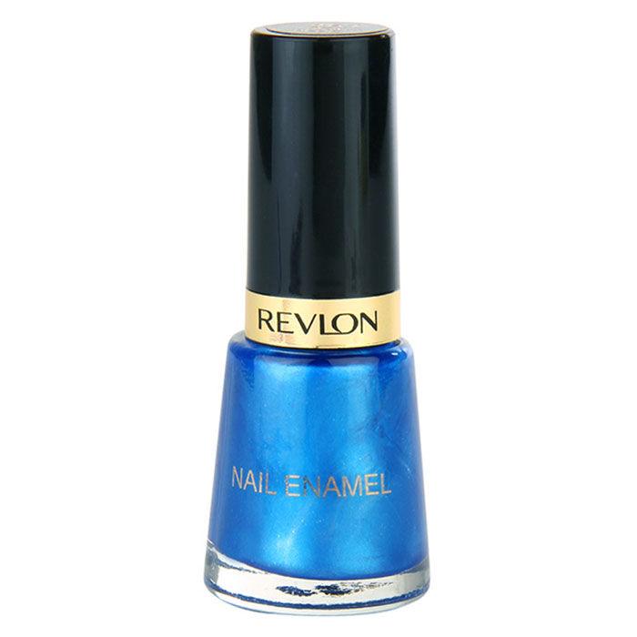 Buy Revlon Nail Enamel Sea Blue 8 ml-Purplle