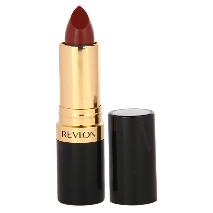 Buy Revlon Super Lustrous Lipstick Backed Brown 4.2 g-Purplle