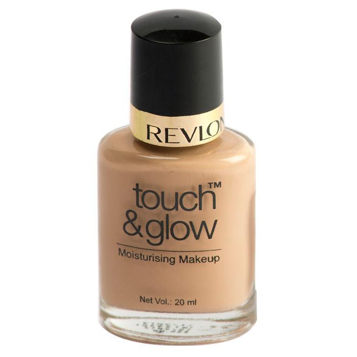 Buy Revlon Touch Glow Moisturising Makeup Foundation Ivory Mist 20 ml-Purplle