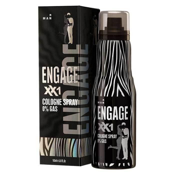 Buy Engage Cologne Spray XX1 For Men (150 ml)-Purplle