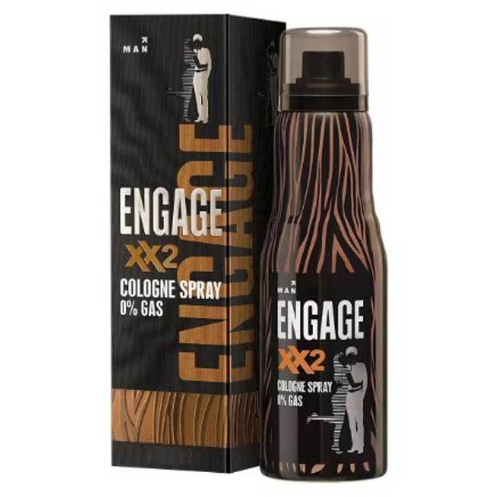 Buy Engage Cologne Spray XX2 For Men (150 ml)-Purplle