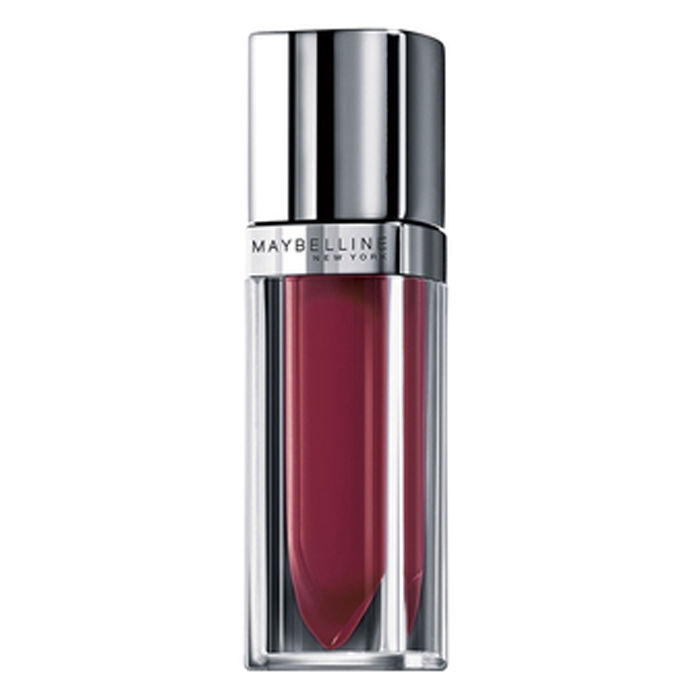 Buy Maybelline Color Sensational Liquid Lip Polish Berry Glam 21 (5 ml)-Purplle