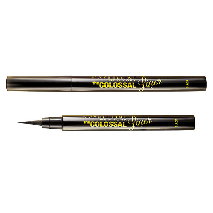 Buy Maybelline New York - The Colossal Liner-Purplle