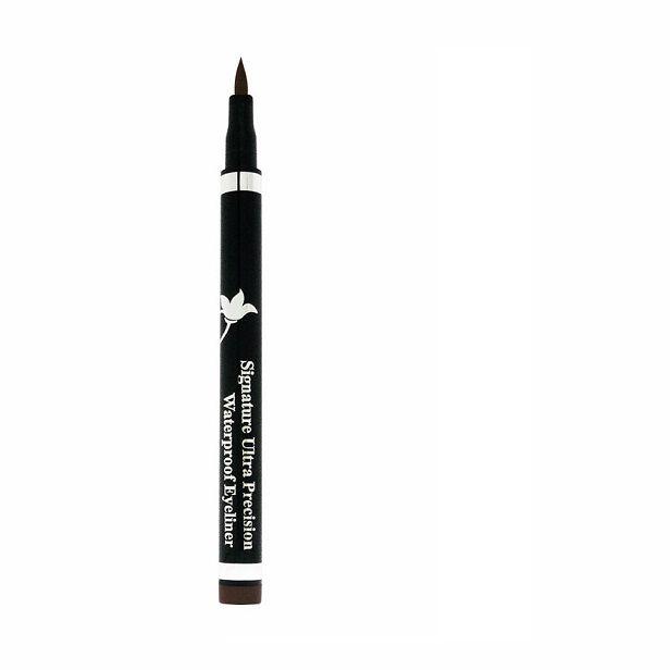 Buy Anna Andre Paris Signature Ultra Precision Waterproof Eyeliner 60604 (Brown)-Purplle