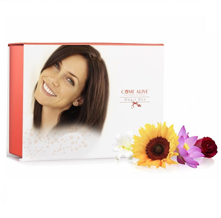 Buy Come Alive For Younger Looking Skin Anti-Ageing & Anti-Wrinkle (100 Day Program)-Purplle