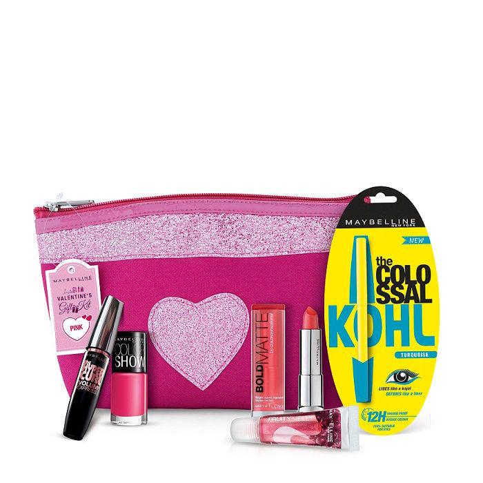 Buy Maybelline Instaglam Valentine Pouch Pink-Purplle