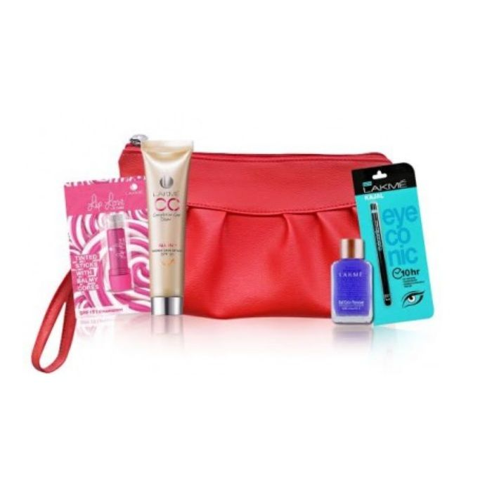 Buy Lakme Makeup Essential Kit-Purplle