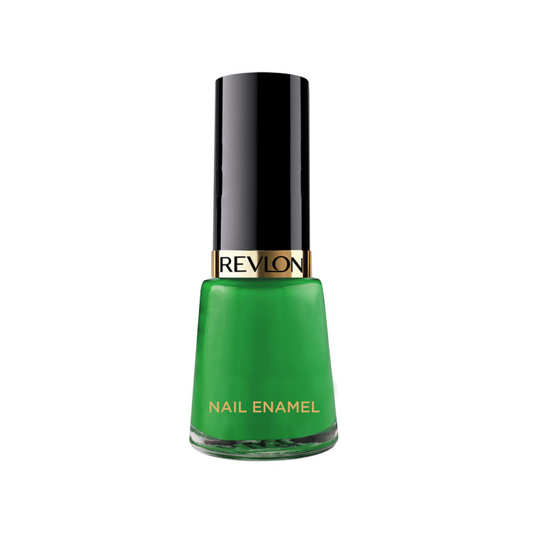Buy Revlon Nail Enamel - Green Sheen (8 ml)-Purplle