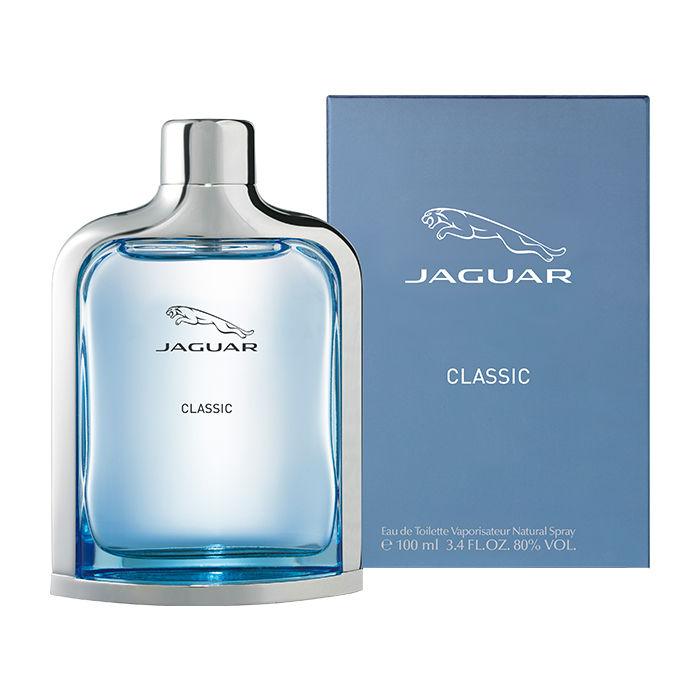 Buy Jaguar Classic Blue For Men EDT (100 ml)-Purplle