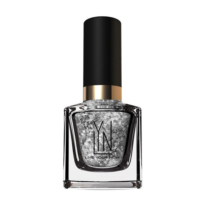Buy LYN Nail Polish A Thing For Bling (12 ml)-Purplle