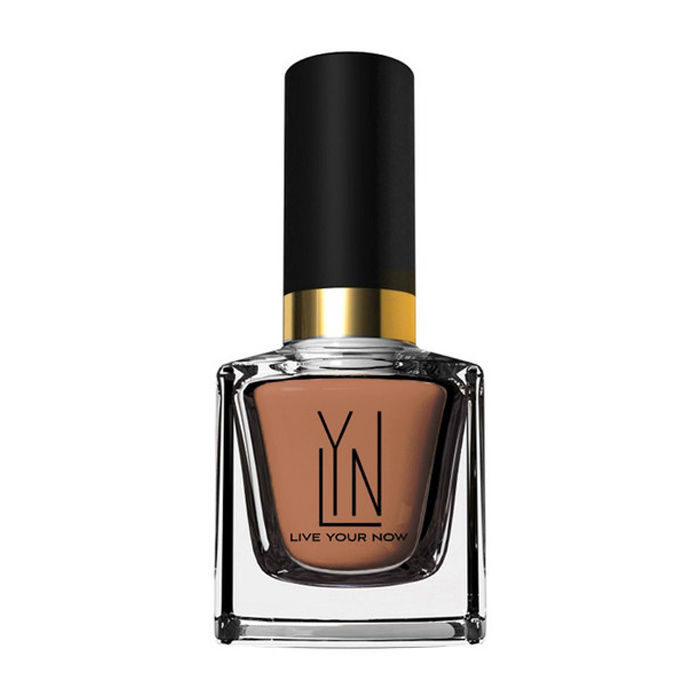 Buy LYN Nail Polish Almond Your Heart (12 ml)-Purplle