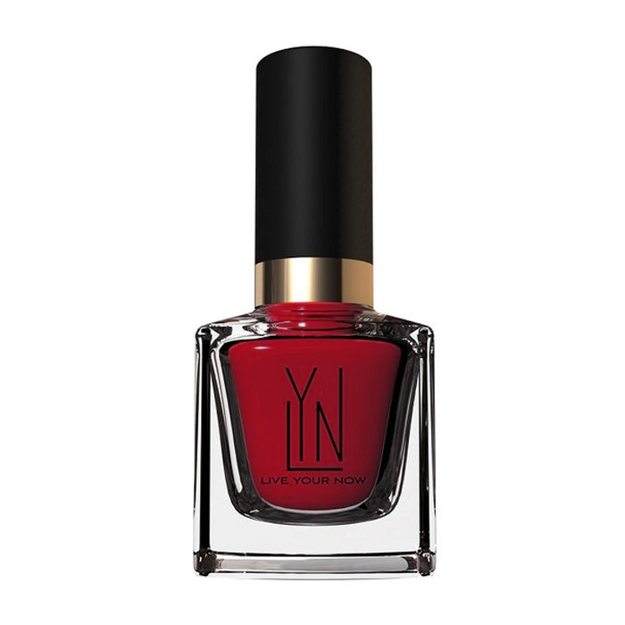 Buy LYN Nail Polish Drop Red Gorgeous-Purplle